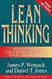 「Lean Thinking: Banish Waste and Create Wealth in Your Corporation (English Edition)」のサムネイル画像