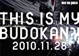 「LIVE DVD 「THIS IS MY BUDOKAN?!2010.11.28」」のサムネイル画像