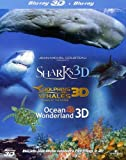 「Jean-Michel Cousteau 3d Film Trilogy [Blu-ray] [Import]」のサムネイル画像