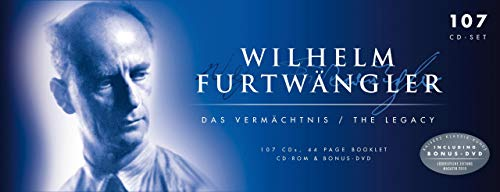 Wilhelm Furtwangler: the Legacy