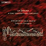 「ラ・スパーニャ (La Spagna - A Tune Through Three Centuries / Atrium Musicae de Madrid , Gregorio Paniagua) ...」のサムネイル画像