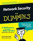「Network Security For Dummies」のサムネイル画像