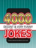 「4000 decent very funny jokes (English Edition)」のサムネイル画像