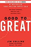「Good to Great: Why Some Companies Make the Leap...And Others Don't」のサムネイル画像