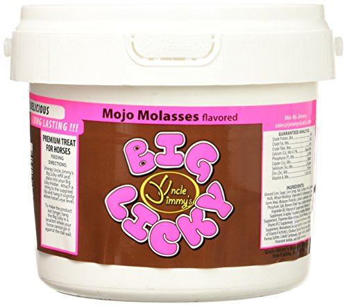 Uncle Jimmy's Molasses Big Licky Refills Nutritional Supplements by Uncle Jimmys