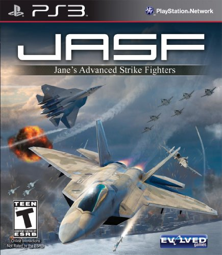 Janes Advance Strike Fighters (輸入版) - PS3