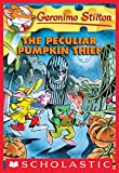 「Geronimo Stilton #42: The Peculiar Pumpkin Thief」のサムネイル画像