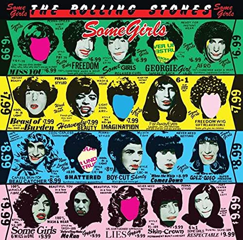 Some Girls-Deluxe Edition (2cd)