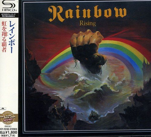 Rising (Shm) Rainbow CD