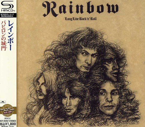 Long Live Rock'N'Roll (Shm) Rainbow CD