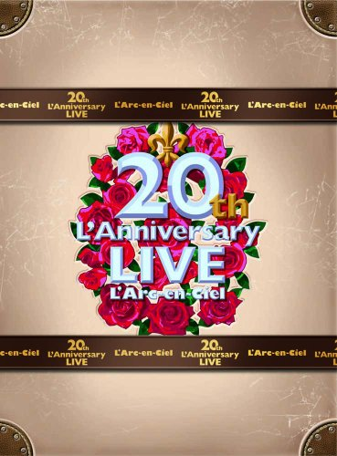 20th L'Anniversary LIVE -Complete Box-(完全生産限定盤)