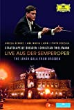 Live Aus Der Semperoper: Lehar Gala From Dresden [DVD] [Import] (2012)