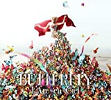 「BUTTERFLY(完全生産限定盤)(DVD付)」のサムネイル画像
