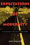 「Expectations of Modernity: Myths and Meanings of Urban Life on the Zambian Copperbelt (Perspectives ...」のサムネイル画像