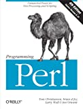 「Programming Perl: Unmatched power for text processing and scripting」のサムネイル画像
