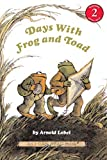 「Days with Frog and Toad (Frog and Toad I Can Read Stories Book 4) (English Edition)」のサムネイル画像