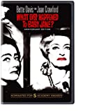 「What Ever Happened to Baby Jane: 50th Anniversary [DVD] [Import]」のサムネイル画像