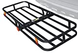 """「MaxxHaul 70107HitchマウントコンパクトCargo Carrier–53"""" x 19–1/2""""–500lb。最大容量for 2"""" Hitch受信機」のサムネイル画像"""