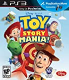 Toy Story Mania! - トイストーリー マニア! (PS3 海外輸入北米版ゲームソフト)