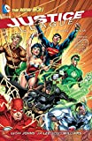 「Justice League Vol. 1: Origin (Justice League Graphic Novel) (English Edition)」のサムネイル画像