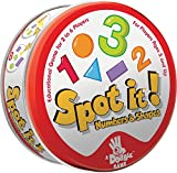 「Spot It! Numbers & Shapes Card Game」のサムネイル画像