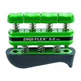 「Digi-Flex Green Hand and Finger Exercise System, 5 lbs Resistance by Digi-Flex」のサムネイル画像