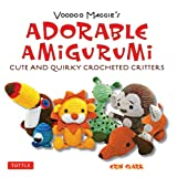 「Adorable Amigurumi - Cute and Quirky Crocheted Critters: Voodoo Maggie's - Create your own marvelous...」のサムネイル画像