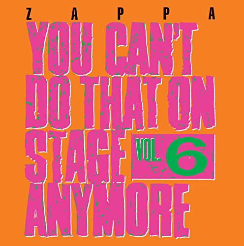 Vol. 6-You Can't Do That on Stage Anymore