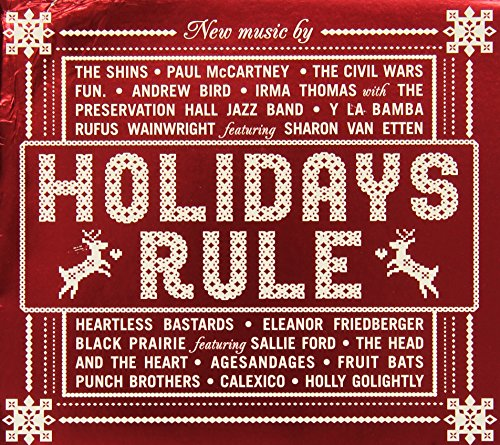 『Holidays Rule』 Various Artists Open Amazon.co.jp