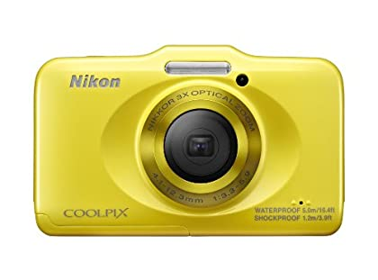 COOLPIX S31 (イエロー)