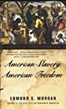 「American Slavery, American Freedom: The Ordeal of Colonial Virginia」のサムネイル画像