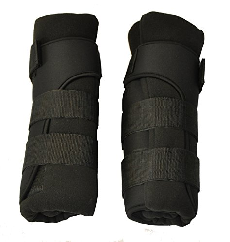 Back on Track 2-Piece 14-Inch Therapeutic Horse Royal Quick Wrap, Medium by Back on Track