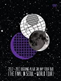 「2012~2013 BIGBANG ALIVE GALAXY TOUR DVD [THE FINAL IN SEOUL & WORLD TOUR] (初回生産限定盤) (5DVD+PHOTOBOOK)」のサムネイル画像