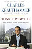 「Things That Matter: Three Decades of Passions, Pastimes and Politics (English Edition)」のサムネイル画像