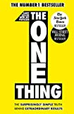 「The One Thing: The Surprisingly Simple Truth Behind Extraordinary Results: Achieve your goals with o...」のサムネイル画像