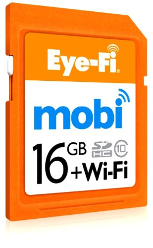 Amazon.co.jp: Eye-Fi Mobi 16GB: パソコン・周辺機器