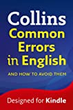 「Collins Common Errors in English (Easy Learning) (English Edition)」のサムネイル画像