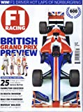 F1 Racing [UK] July 2013 (単号)