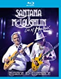 「Santana & McLaughlin: Live at Montreux 2011 Invitation to Illumination [Blu-ray] [Import]」のサムネイル画像