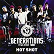 HOT SHOT (CD+DVD)