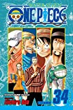 「One Piece, Vol. 34: The City of Water, Water Seven (One Piece Graphic Novel) (English Edition)」のサムネイル画像