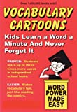 「Vocabulary Cartoons: Kids Learn a Word a Minute and Never Forget It. (English Edition)」のサムネイル画像