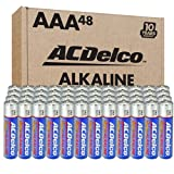 「ACDelco AAA Super Alkaline Batteries, 48-Count by ACDelco [並行輸入品]」のサムネイル画像