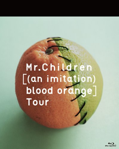 Amazon.co.jp: Mr.Children [(an imitation) blood orange]Tour [Blu-ray]: Mr.Children: DVD