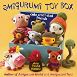 「Amigurumi Toy Box: Cute Crocheted Friends」のサムネイル画像