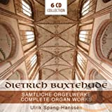 「Dietrich Buxtehude: Complete Organ Works」のサムネイル画像