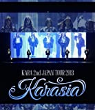 KARA 2nd JAPAN TOUR 2013 KARASIA (通常盤) [Blu-ray]