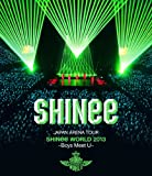 「JAPAN ARENA TOUR SHINee WORLD 2013~Boys Meet U~ [Blu-ray]」のサムネイル画像