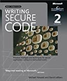 「Writing Secure Code (Developer Best Practices) (English Edition)」のサムネイル画像