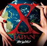「THE WORLD~X JAPAN 初の全世界ベスト~ (通常盤)」のサムネイル画像